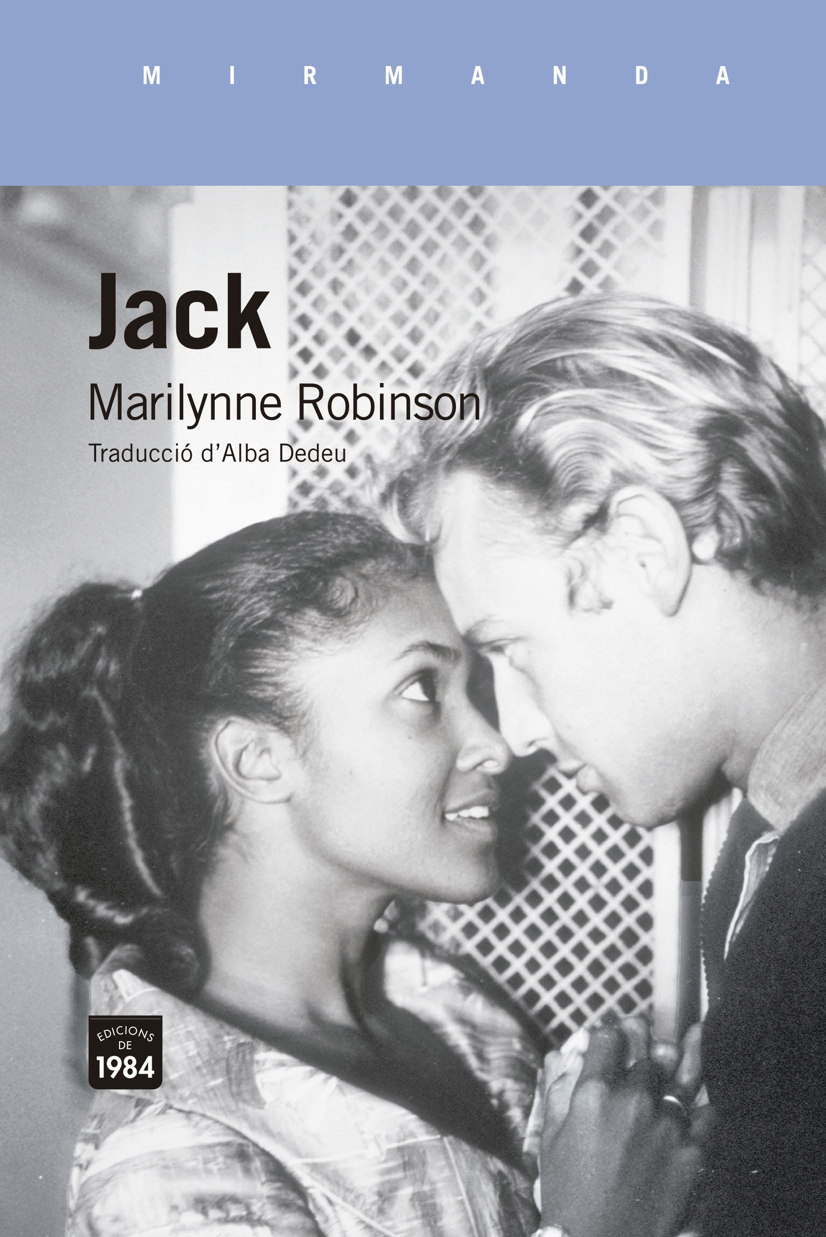 jack marilynne robinson edicions de 1984 català alba dedeu traducció lila